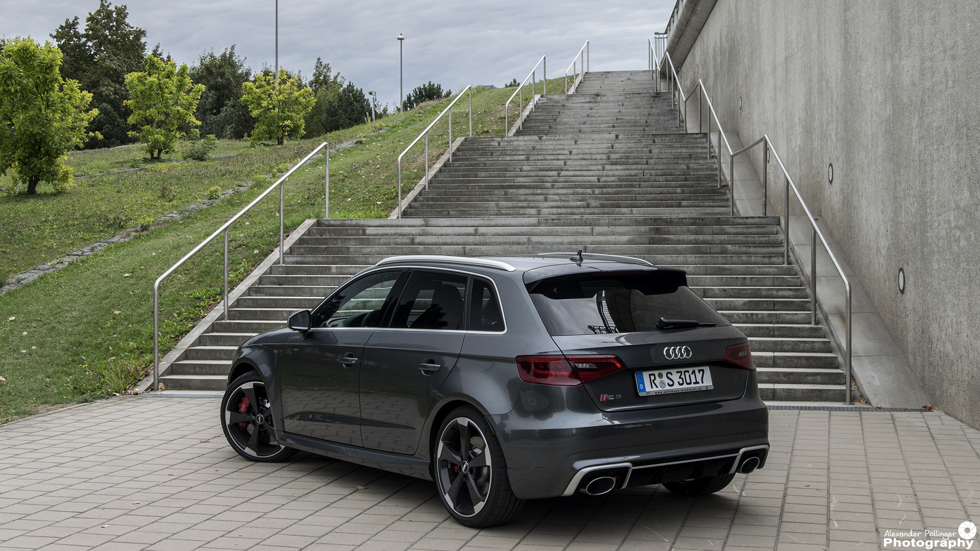 Audi Rs3 Daytonagrau Fotoshooting F 252 R Tts Freunde De