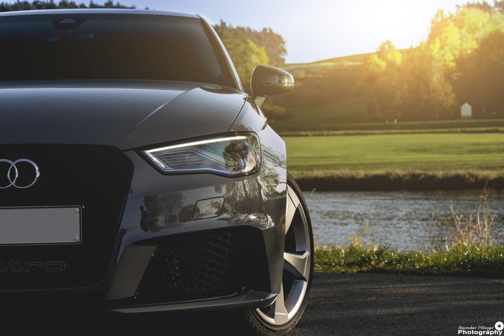 Audi RS3 Nardogrey