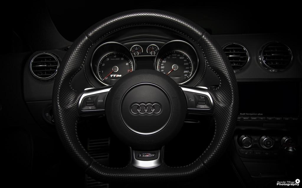 Audi TTRS Interieur 2016