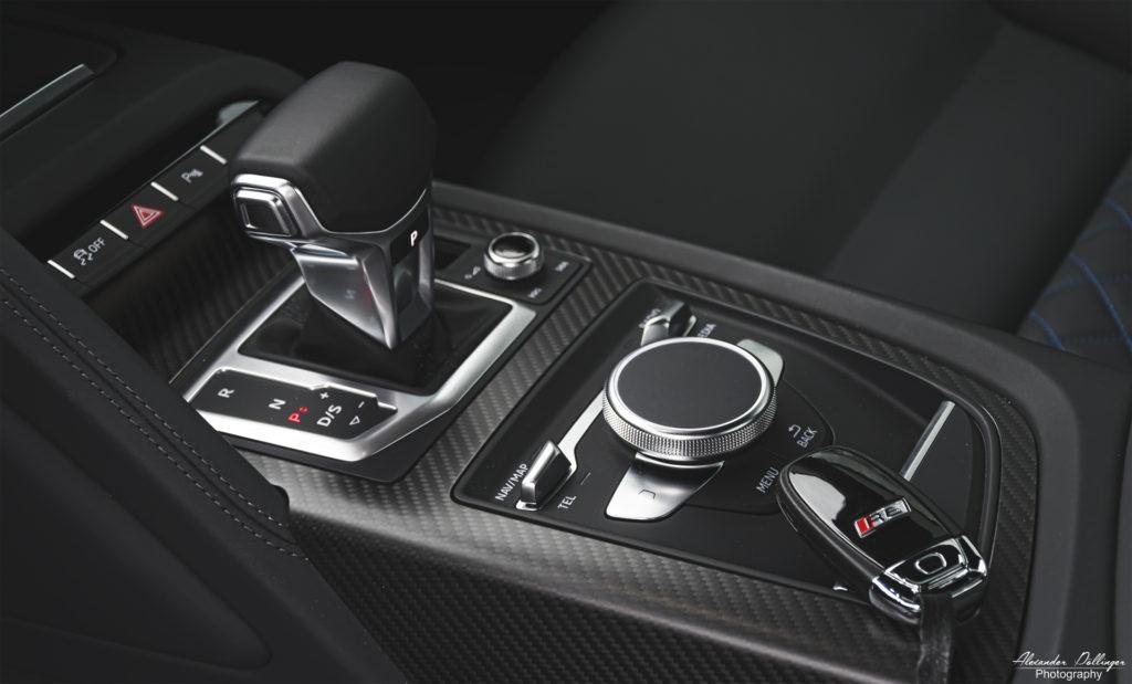 Audi R8 Interieur