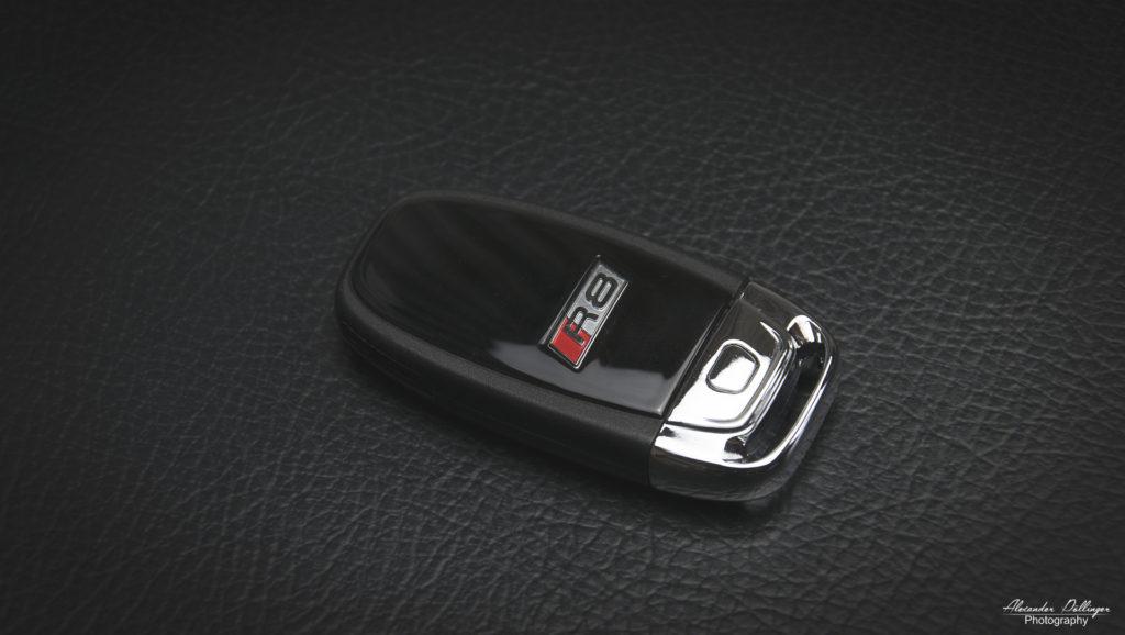 Audi R8 Schlüssel