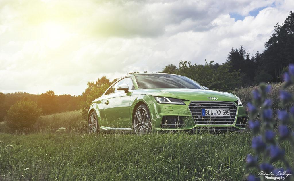 Javagreen Audi TTS 2016