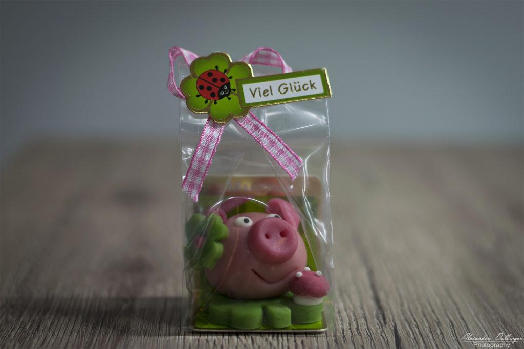 Glücksschwein Silvester