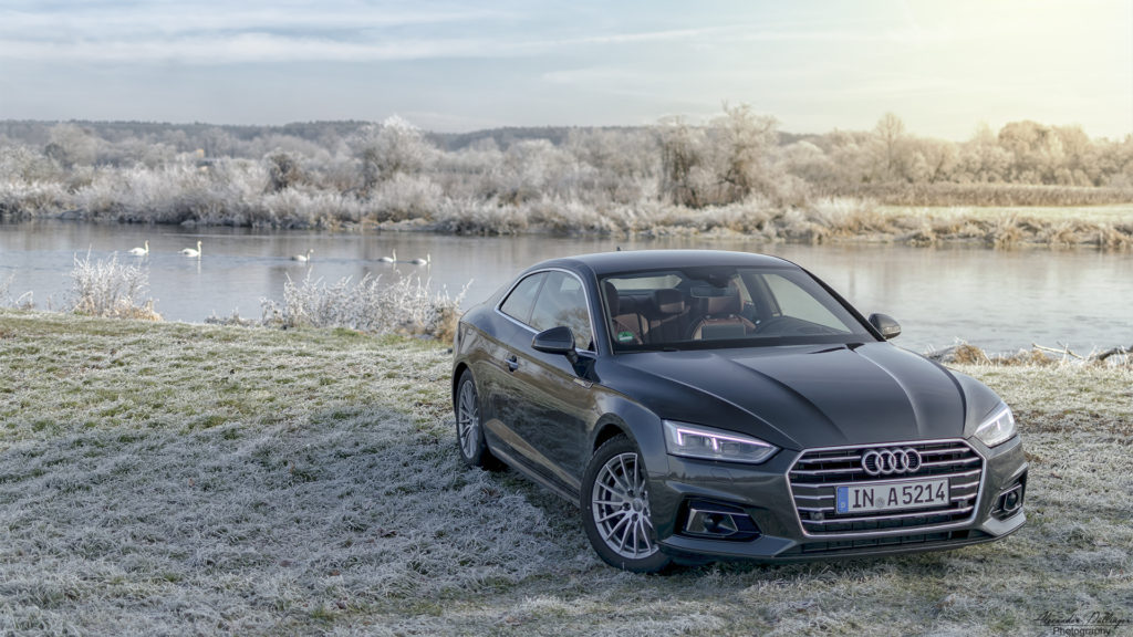 Audi A5 Coupé Design 2.0 TDI