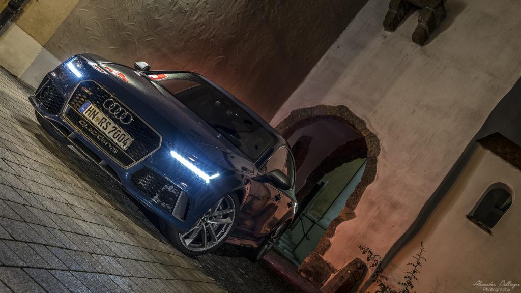 Audi RS7 Night