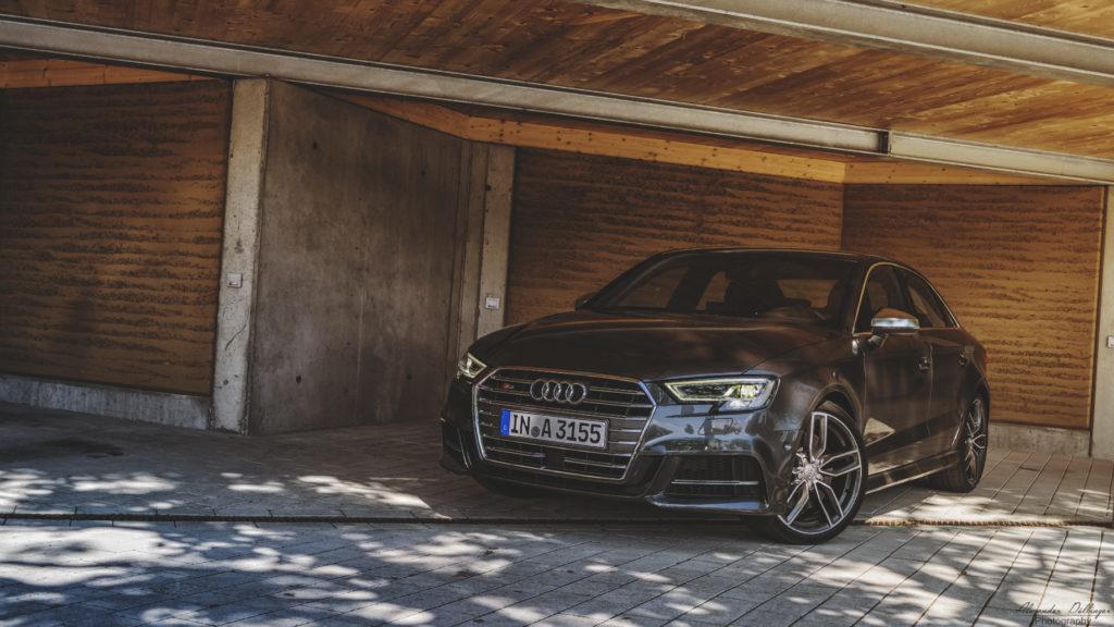 Audi S3 Sedan Daytonagrey