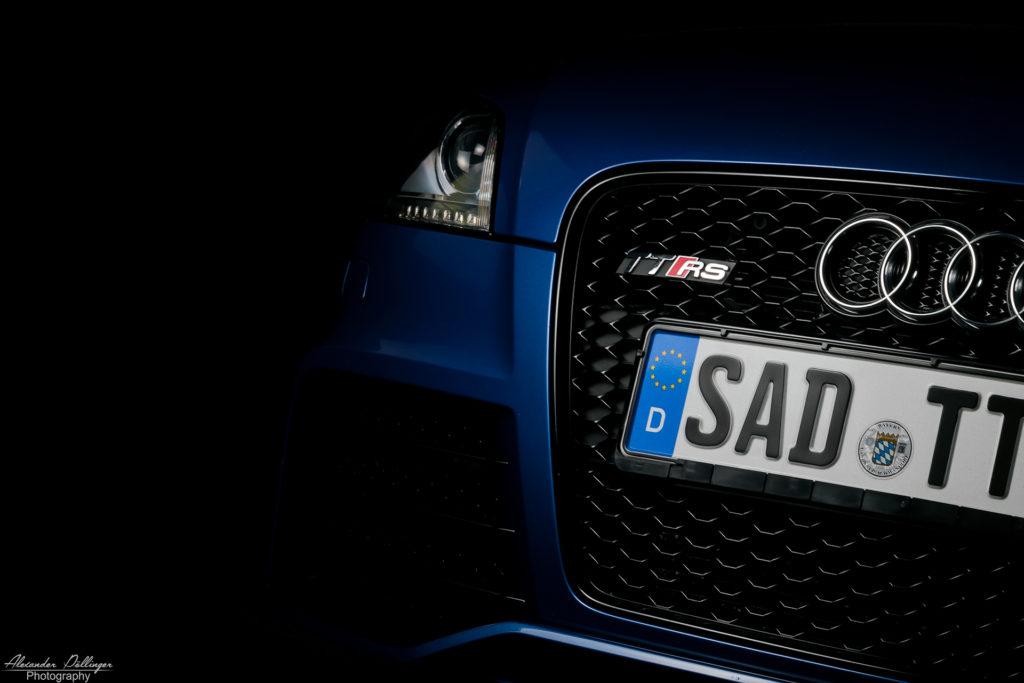 Audi TTRS Sepangblue