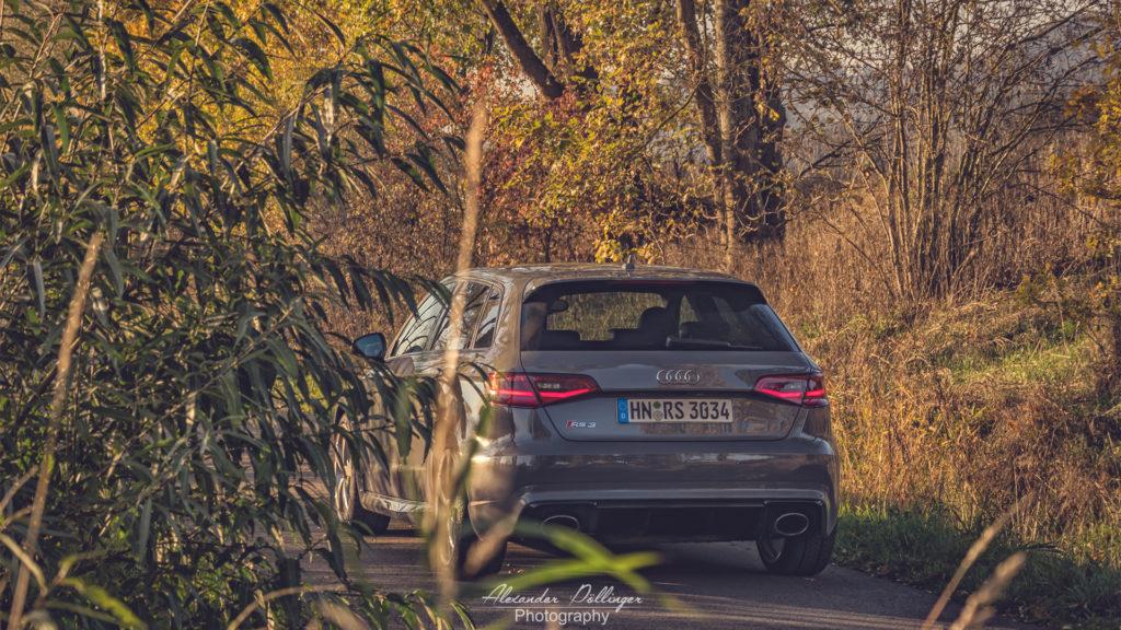 Audi RS3 Nardograu