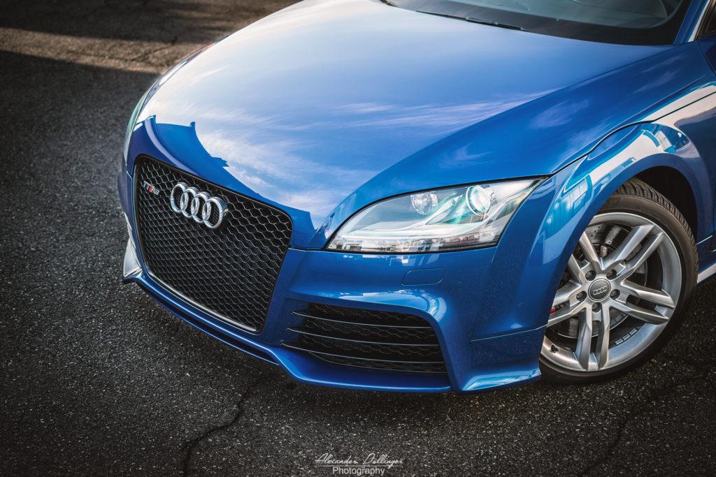Sepangblue Audi TTRS