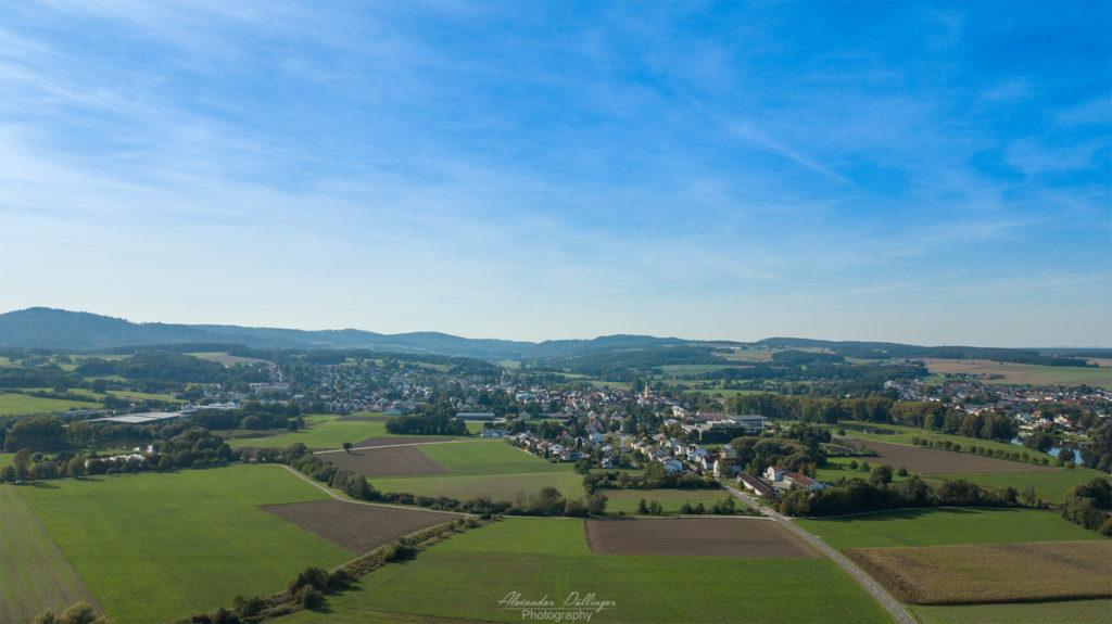 Nittenau in der Oberpfalz